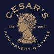 Logo Cesar's Fine Bakery & Coffee
