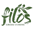 Filos Greek Cuisine Logo
