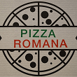 Logo Pizza Romana