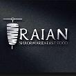 Logo Traian Shaorma & Fast-food