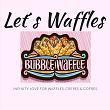 Logo Let`s Waffle