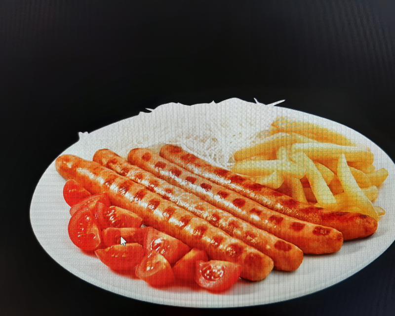 Poza Meniu carnati(cu cartofi prajiti)