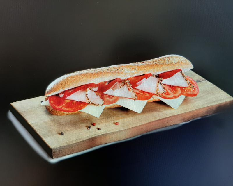 Poza Sandwich Rustic