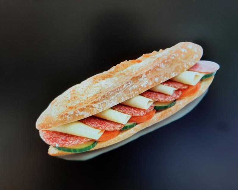 Poza Sandwich Salam Sibiu
