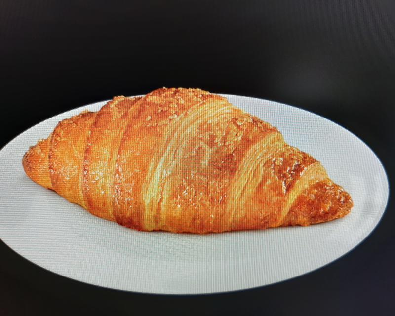 Poza Croissant cu unt