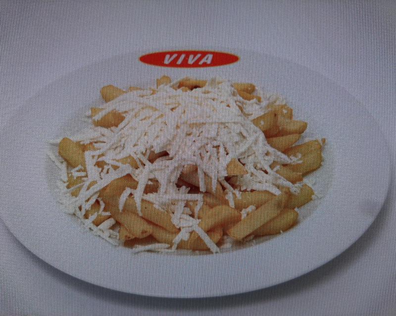 Poza Cartofi prăjiți cu brânză