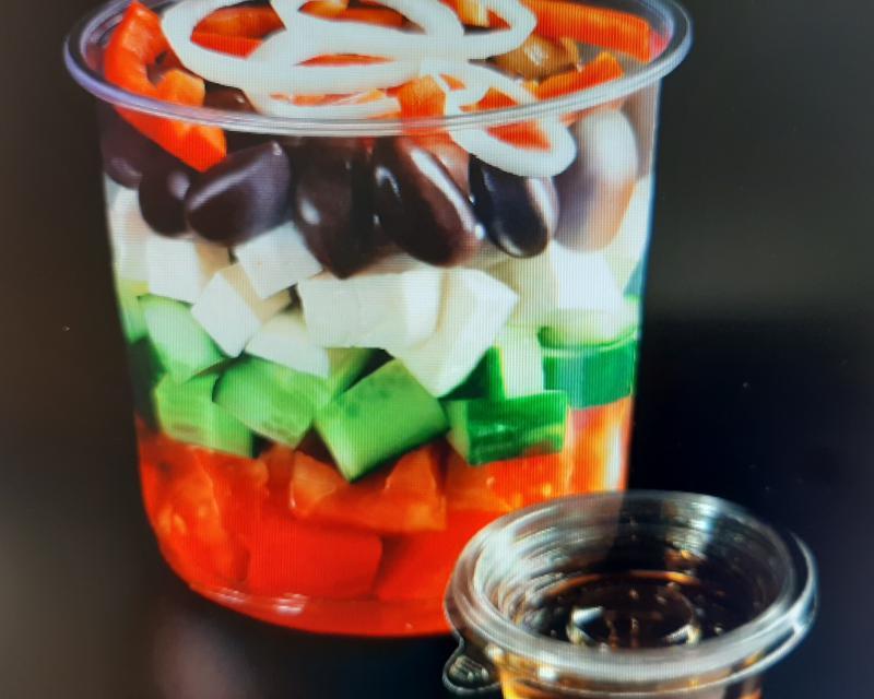 Poza Salată Viva Bulgărească