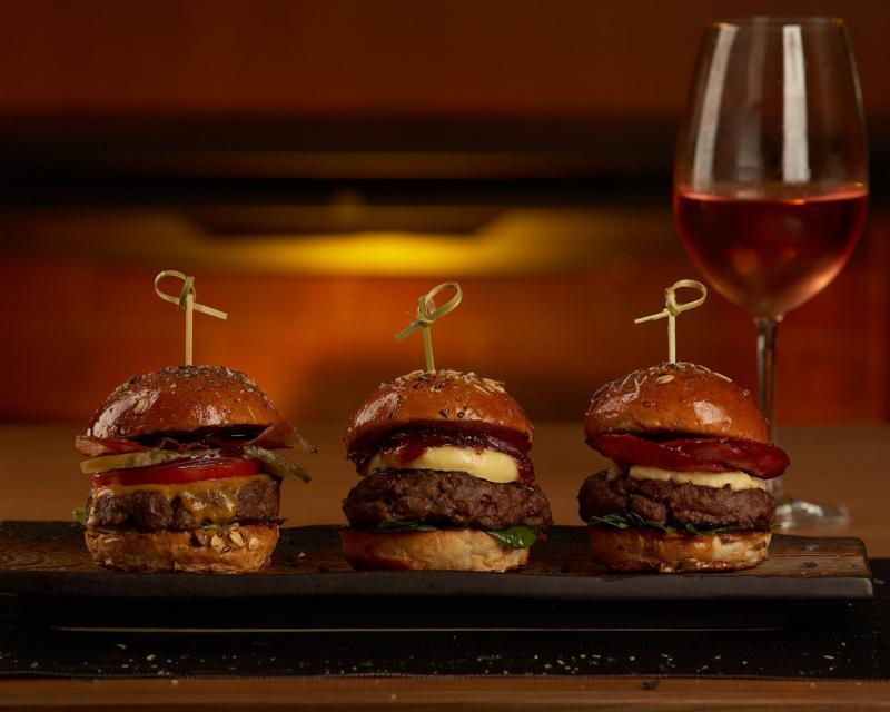 Poza Trio Burger