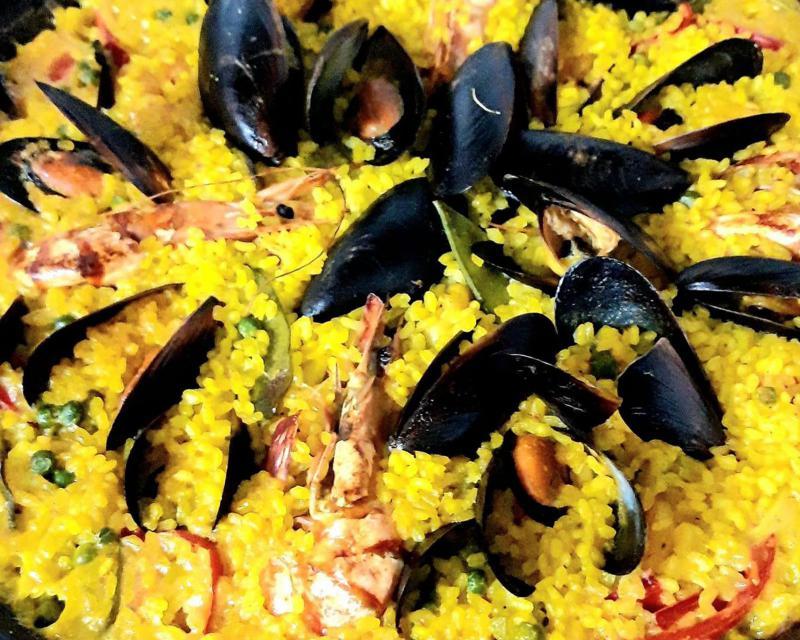 Poza Paella de marisco (minim 2 persoane)