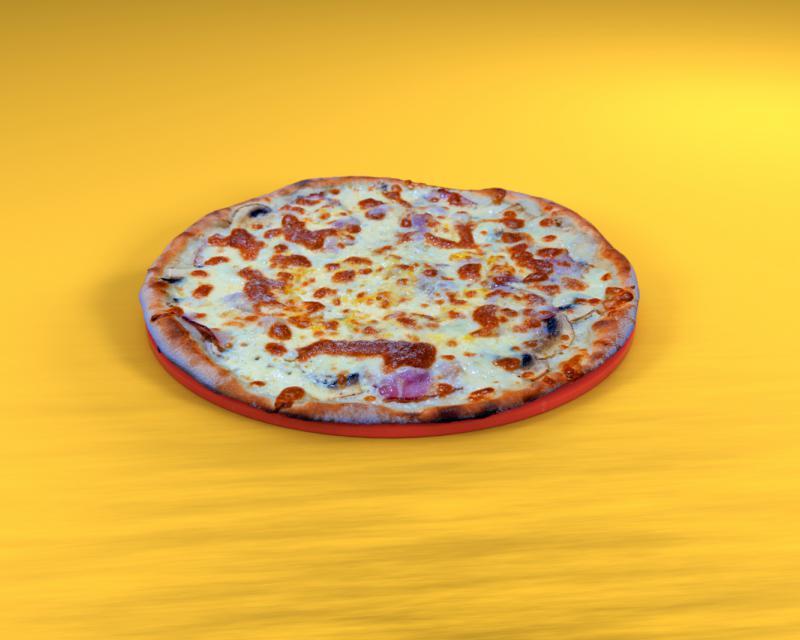 Poza Pizza Carbonara
