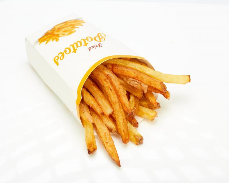 Poza Cartofi prajiti pe bune