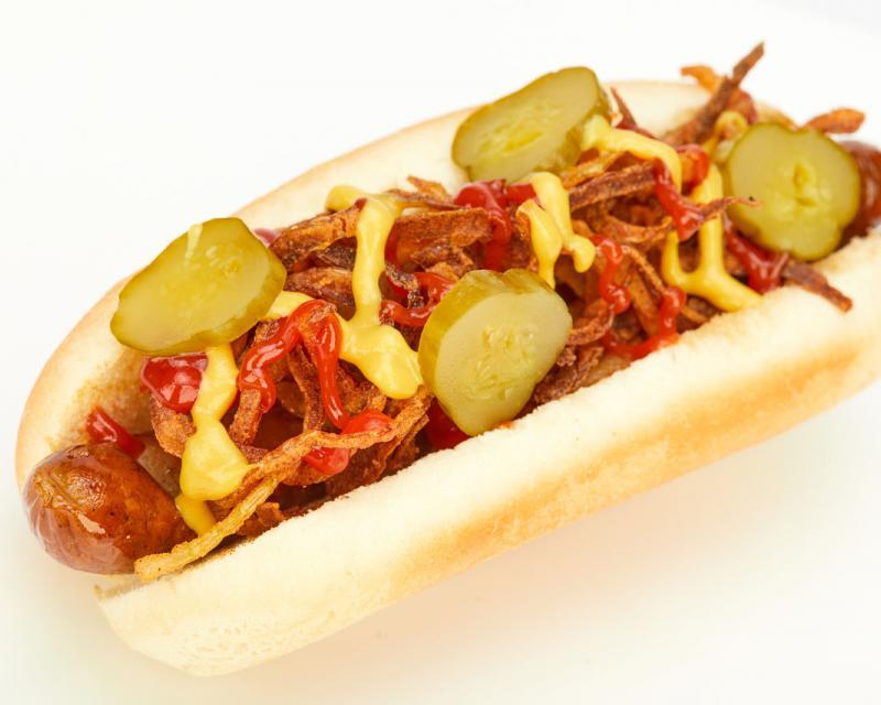 Poza Clasic Hot-dog