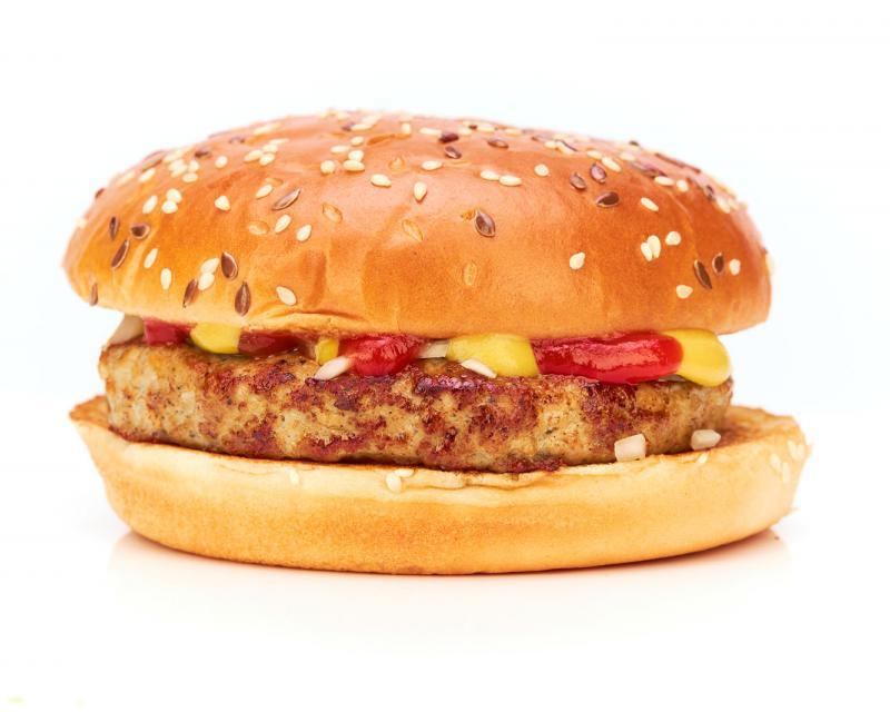 Poza Hamburger de prepelita