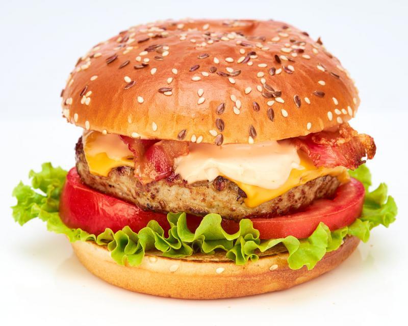 Poza Urban Burger de prepelita