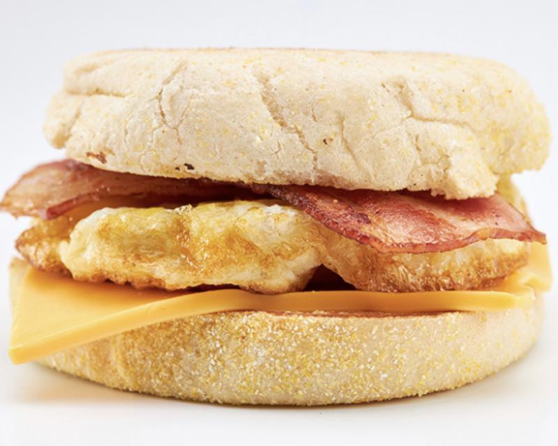 Poza Mic dejun cu ou și bacon
