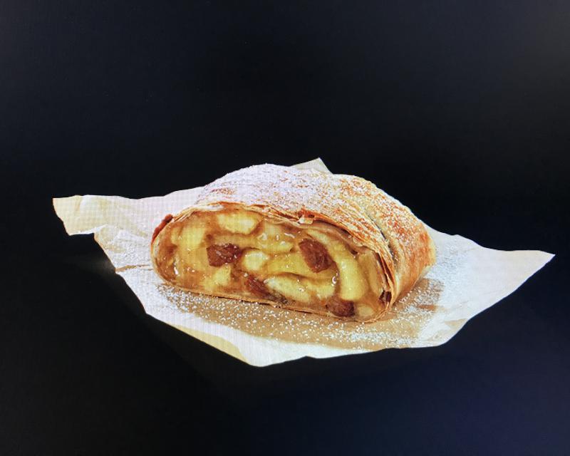 Poza Strudel cu mere
