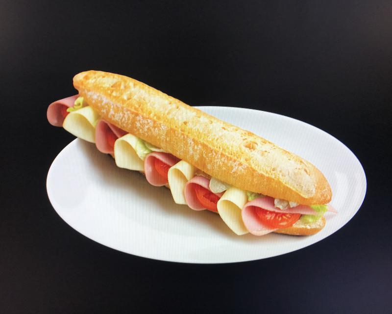 Poza Sandwich cu Sunca