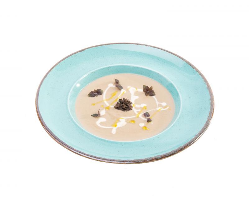Poza Supa crema de ciuperci cu trufe