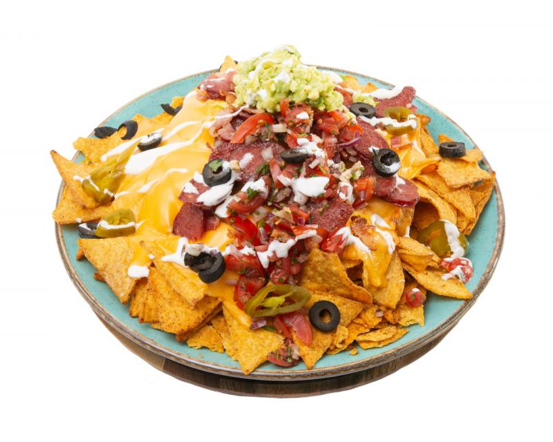 Poza Loaded Nachos
