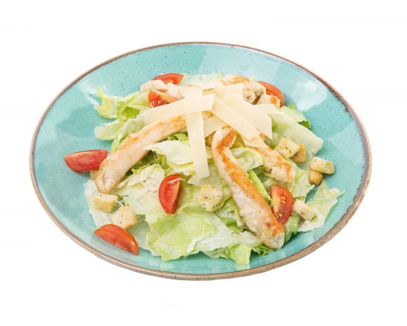 Poza Salata Caesar cu piept de pui