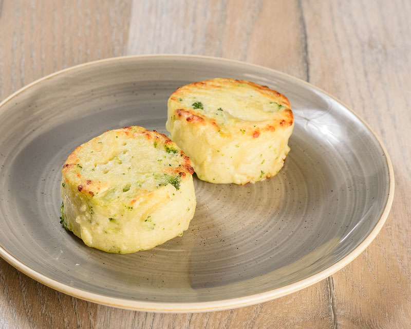 Poza Cartofi cu broccoli