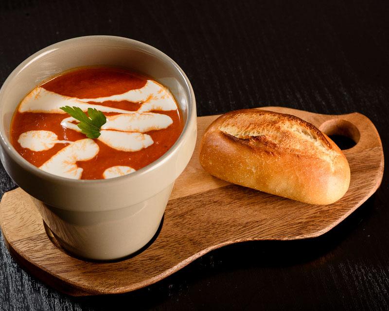 Poza Supa de rosii