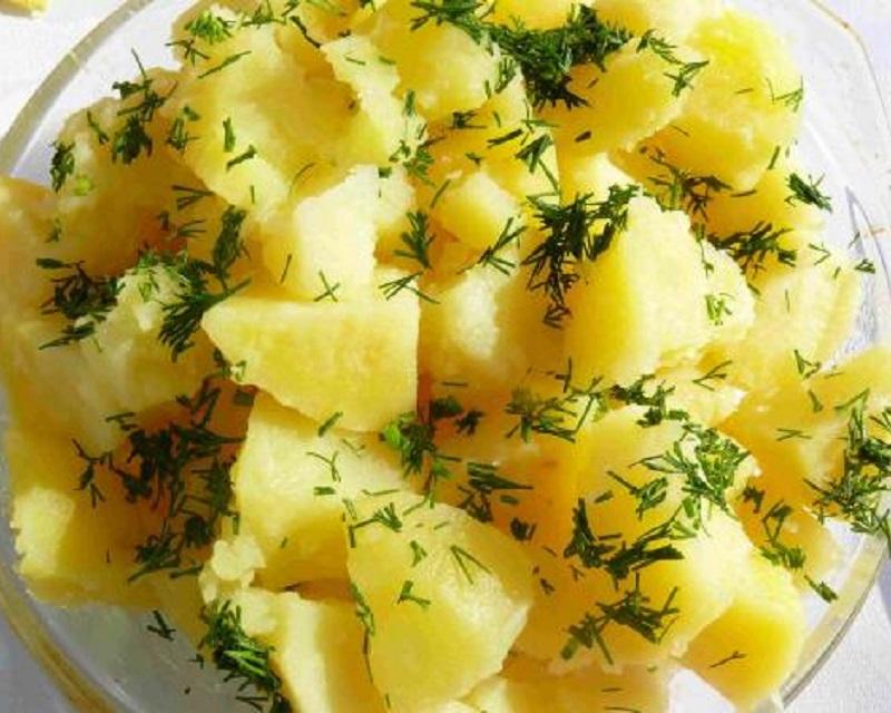 Poza Cartofi natur