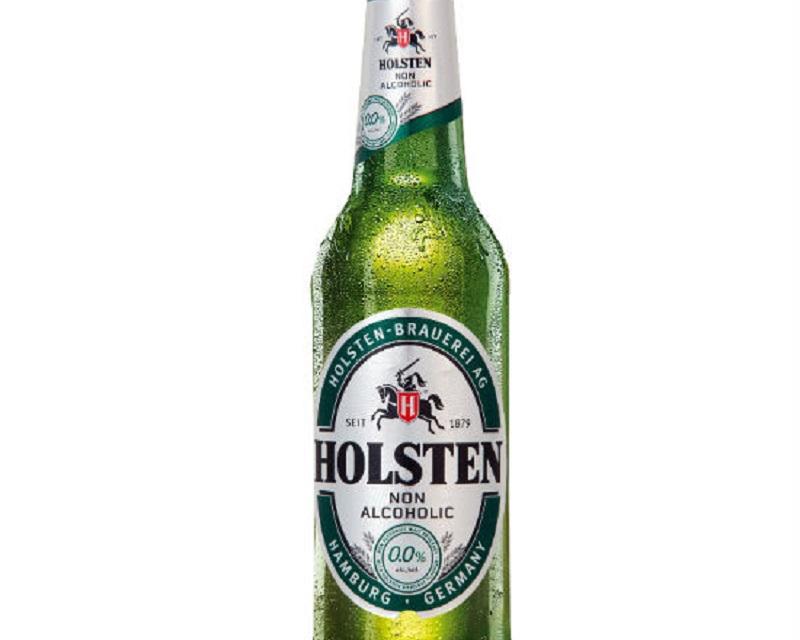 Poza Holsten fara alcool