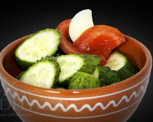 Poza Salata de castraveti