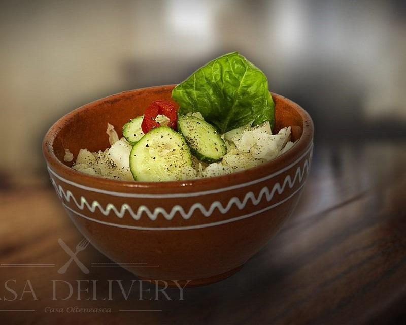 Poza Salata de ceapa