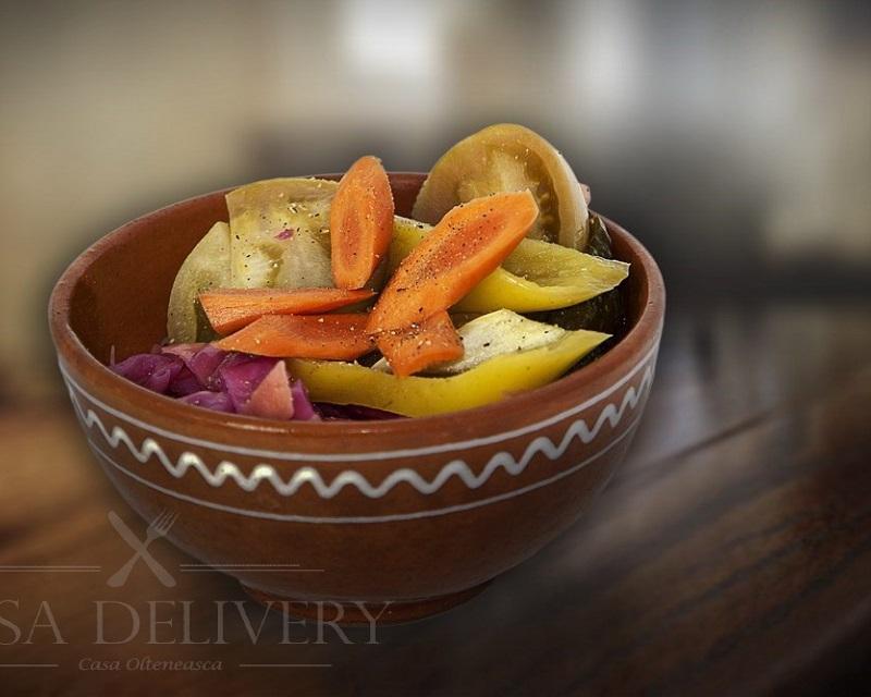 Poza Salata muraturi asortate