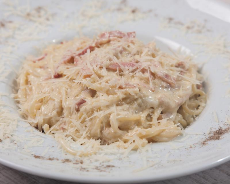 Poza Paste Spaghetti carbonara