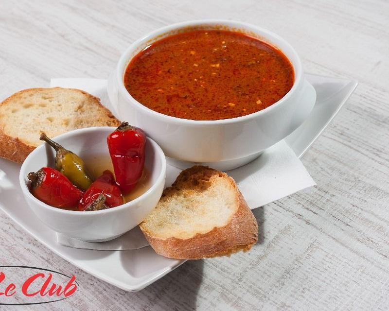 Poza Gulas supa