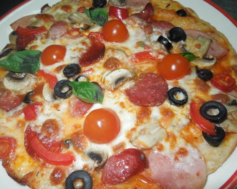 Poza Pizza Casei medie