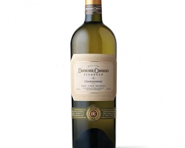 Poza Chardonnay Domeniul Coroanei Segarcea