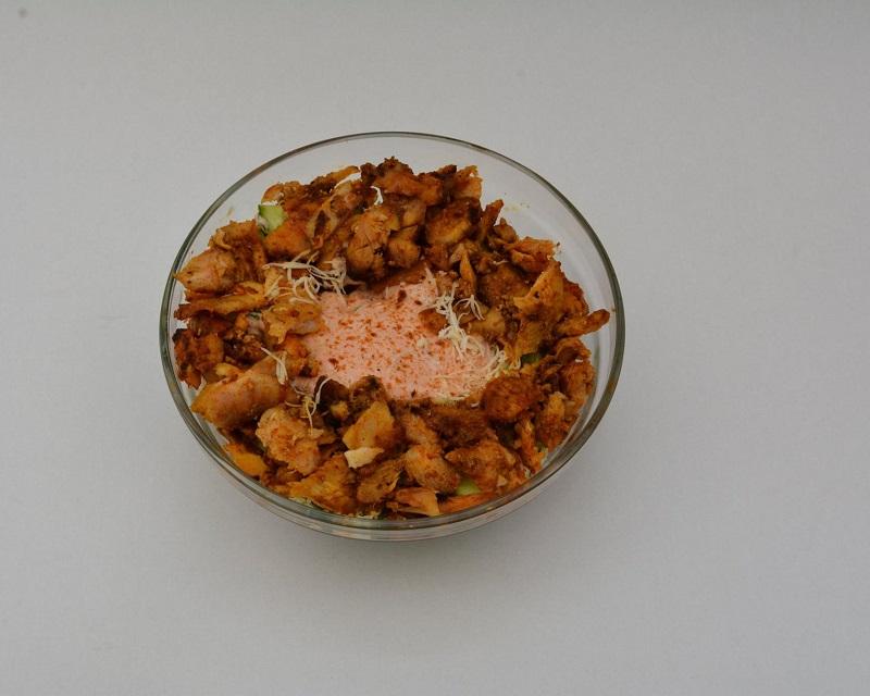 Poza Salata cu piept de pui
