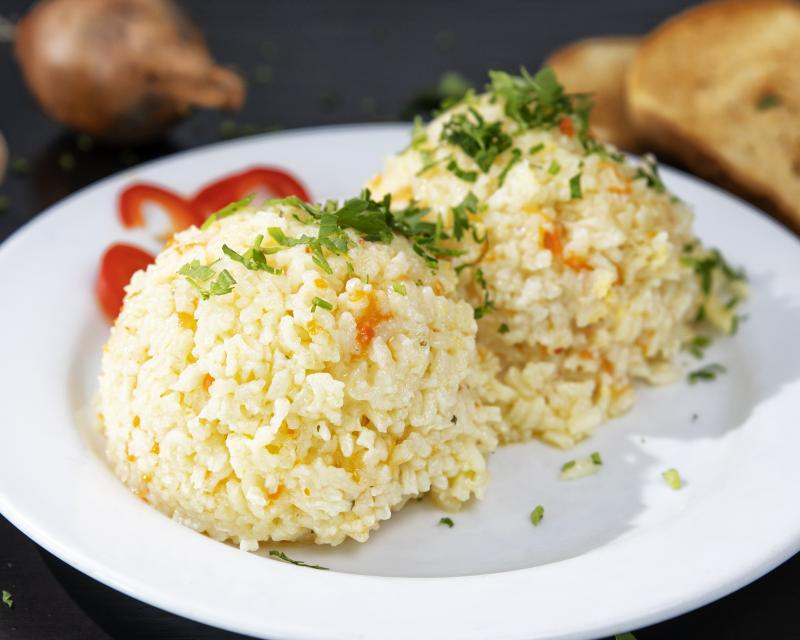 Poza Pilaf de orez - Preparat de post