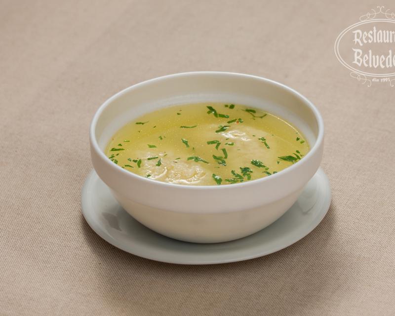 Poza Supa cu galuste