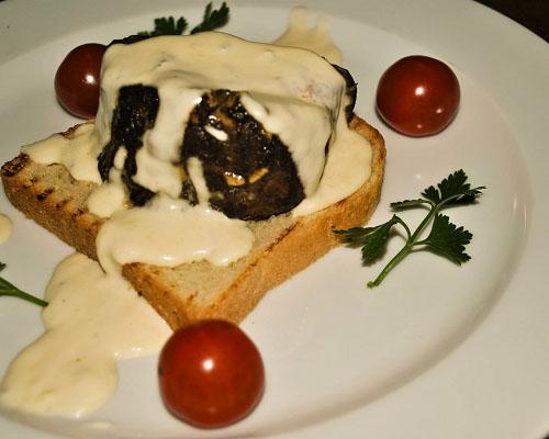 Poza Muschi de vita cu sos gorgonzola