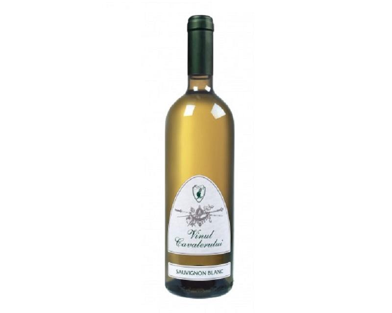 Poza Vinul Cavalerului Sauvignon Blanc sec