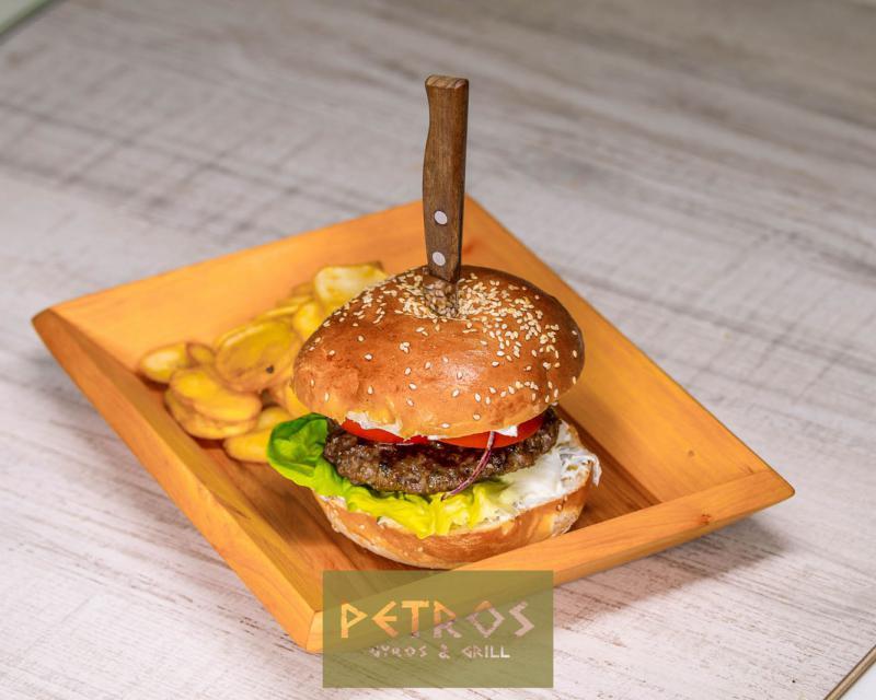 Poza Hamburger vita
