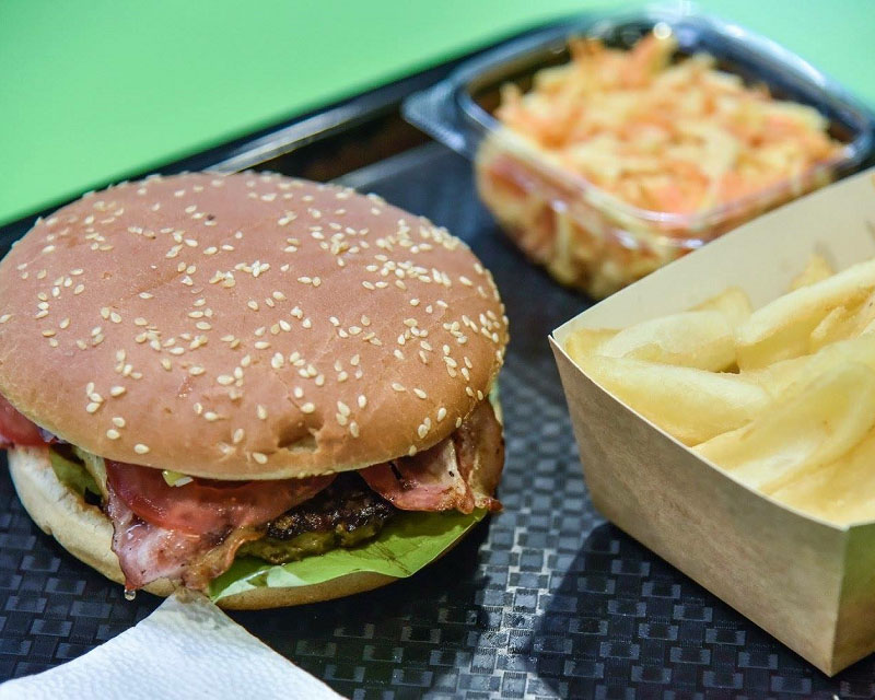 Poza Meniu Burger King