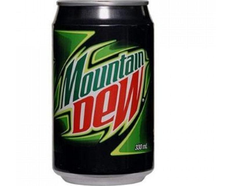 Poza Mountain Dew doza