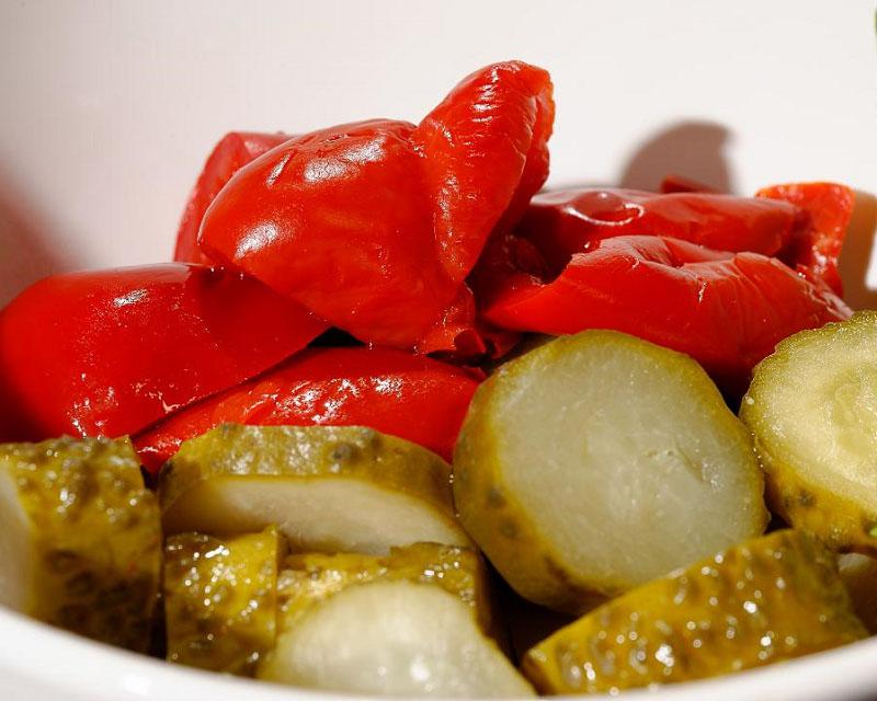 Poza Salatã castraveti otet