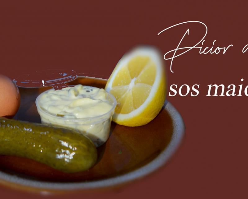 Poza Sos maioneza