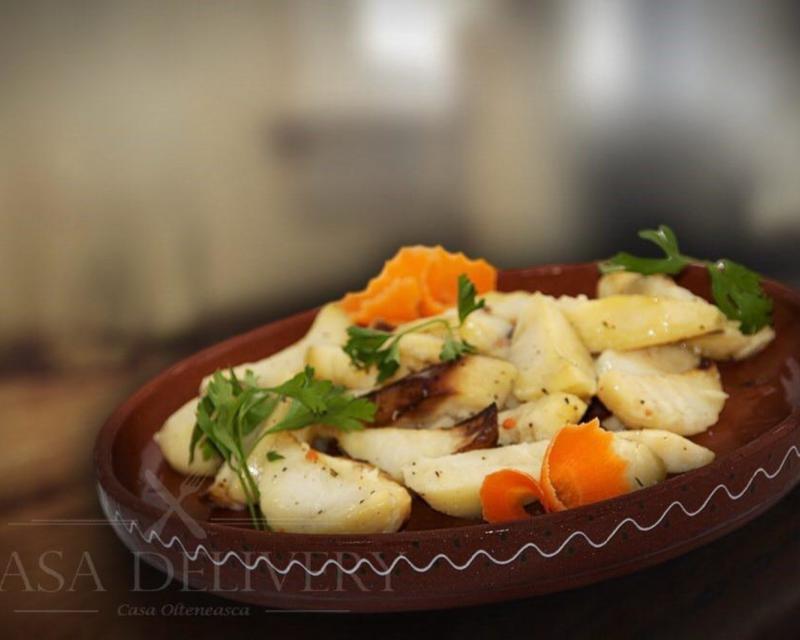 Poza Cartofi cu rozmarin