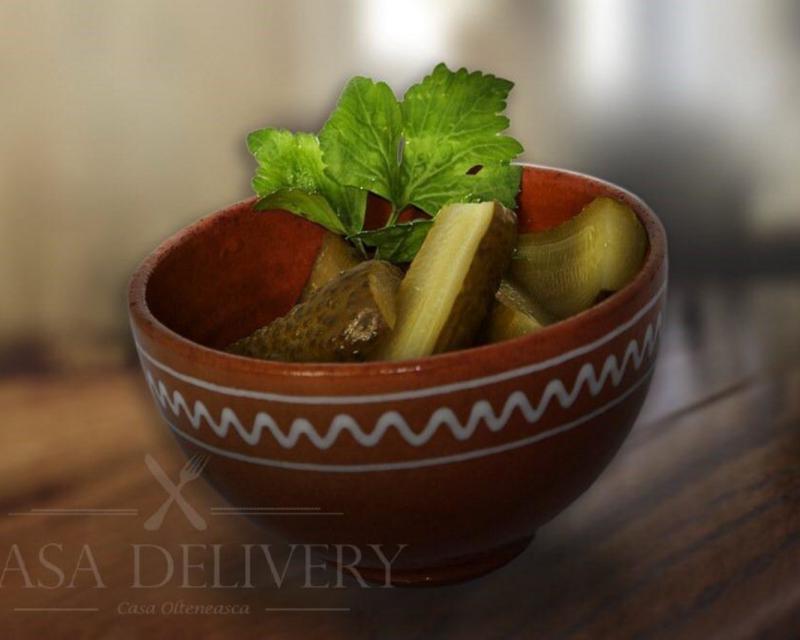 Poza Salata de castraveți murati in otet