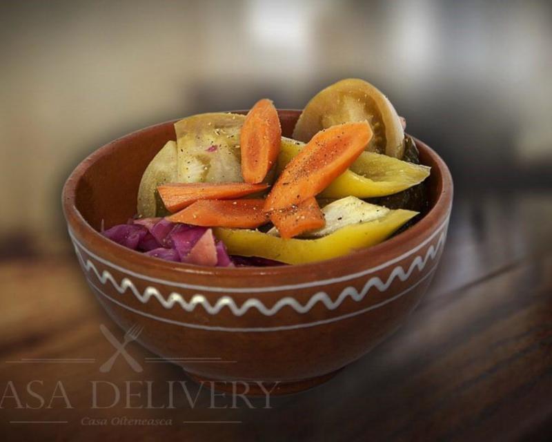 Poza Salata de gogonele