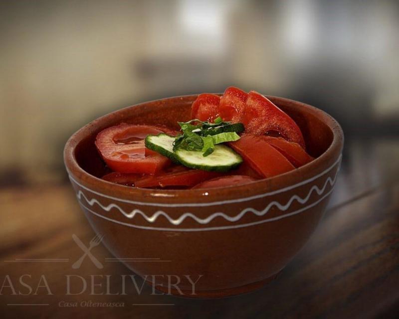Poza Salata de rosii