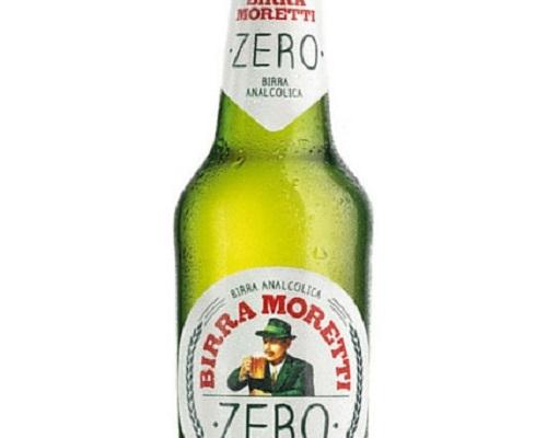 Poza Birra Moretti fara alcool